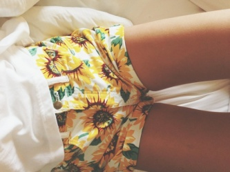 fresh-sunflowershorts