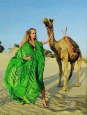 Green-Camel