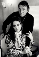 NPG x126133,Richard Burton; Dame Elizabeth Taylor,by Terry O'Neill