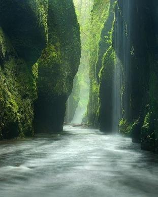 rain-waterfall