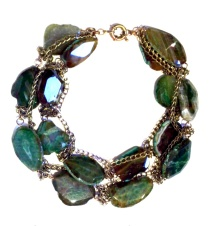 A necklace from my Daphne Collection.