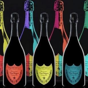 warhol-champagne