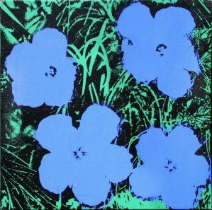 warhol-flowerpainting